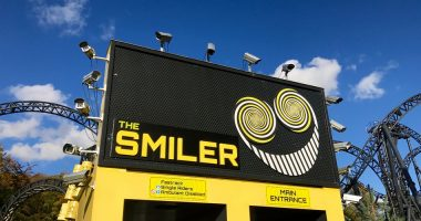The Smiler, Alton Towers