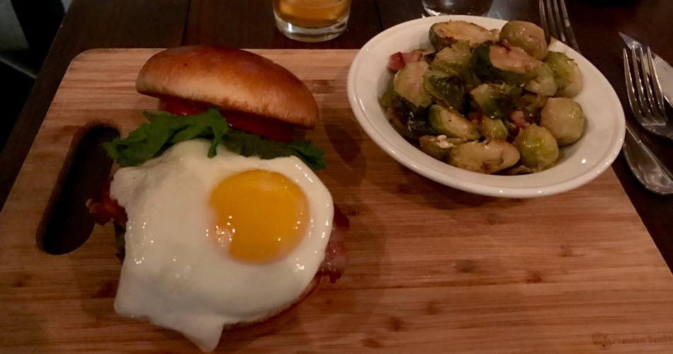 1409 Burger at NOVA Restaurant