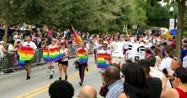 Pulse Tribute at Orlando Pride Parade