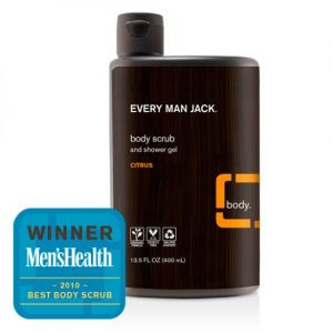 Every Man Jack Citrus Scrub