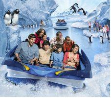 Antarctica: Empire of the Penguin Key Visual