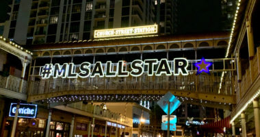 MLS All Star Game, Church Street